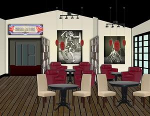 Barter Theatre's Bob's at Barter to Open on Valentine's Day